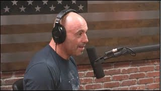 Joe Rogan Gets Emotional When Praising His Friends