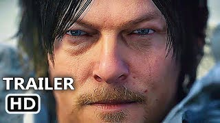 DEATH STRANDING New Official Trailer (2018) Normand Reedus, Hideo Kojima Video Game HD