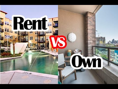 Should I Buy or Rent a House?