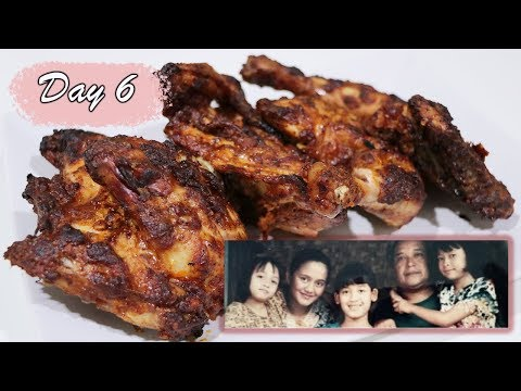 Peri Peri Chicken & Keluarga Cemara