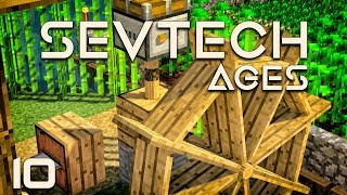 SevTech: Ages EP9 Abyssalcraft Ritual + Beneath Teleporter +