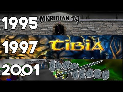 When Will Runescape Become the Longest Running MMORPG of All Time? - How does Runescape Compare?