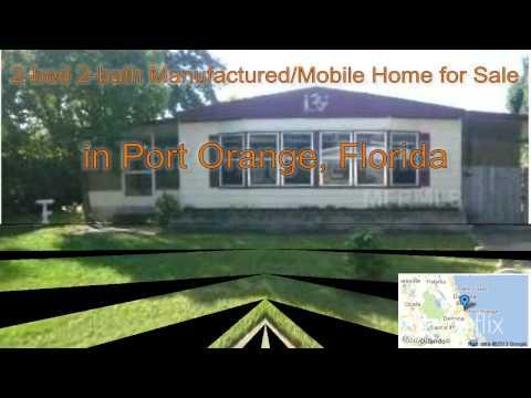 2-bed 2-bath Manufactured/Mobile Home for Sale in Port Orange, Florida on florida-magic.com