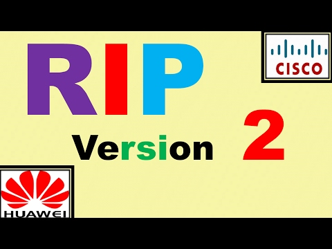 Rip Version 2   RIP Cisco Part 2