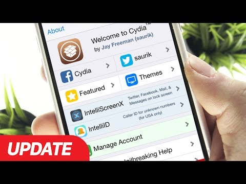 UPDATE iOS 11 Jailbreak with CYDIA! (Fix To.Panga Error)