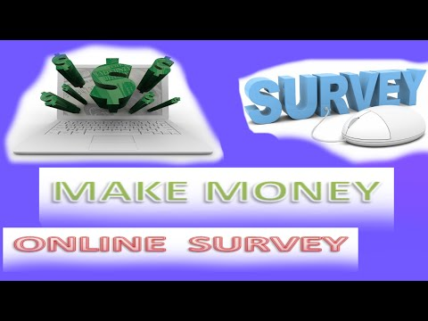 How to Earn Money with Best Online Survey Sites - Hindi/Urdu