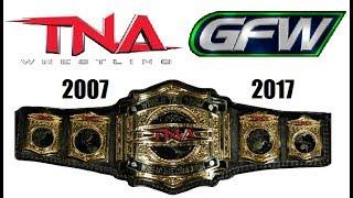 Tna/gfw World Tag Team Championship