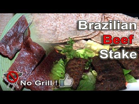 Beef Stake - How to Make on Stove
