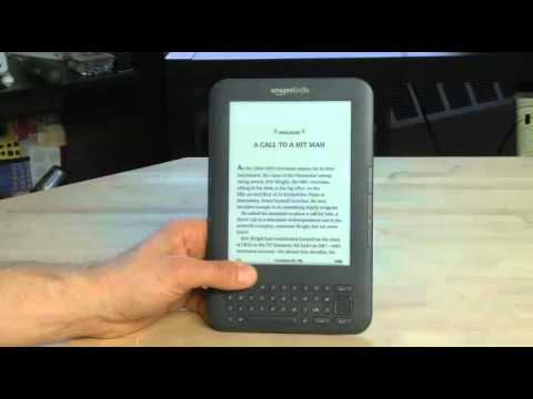 Reading books on your Kindle