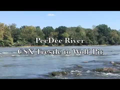 PeeDee River- CSX to Wolf Pit