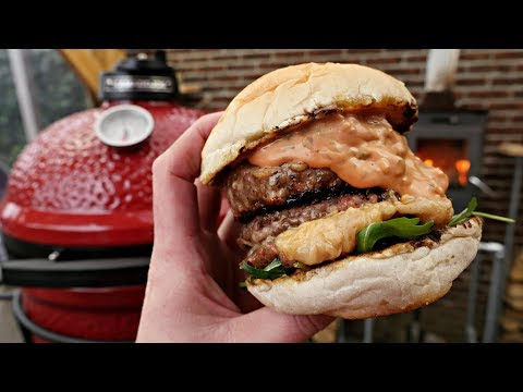 This burger will make you drool !!!!