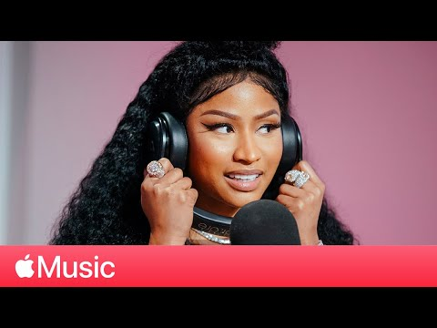Nicki Minaj: The Making of 'Chun-Li'   Beats 1   Apple Music