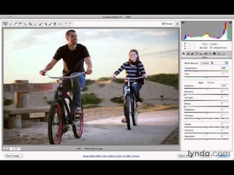 Adobe  Photoshop CS5 Tutorial - WhiteBalance  - CH 4 - lesson 10 of 10