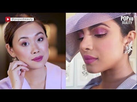 Shraddha Recreates Priyanka Chopra's Royal Wedding Look - POPxo Beauty