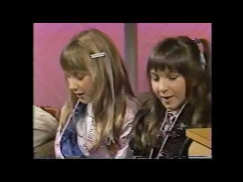 LEILAH & JEORDIE Grandma We Love You '83