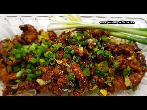 How To Make Chicken Crispy   Chinese Style Chicken Crispy Recipe   चिकन क्रिस्पी रेसिपी