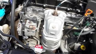 HONDA, ACURA DTC 53-11 VSA MOTOR STUCK ON  VSA, ABS, BRAKE