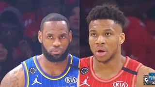 2020 NBA All-Star Game Highlights! Team LeBron vs Team Giannis February 16, 2020 Season