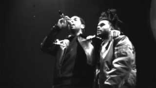 "Drake and The Weeknd ""Would You Like A Tour"" OVO & XO"
