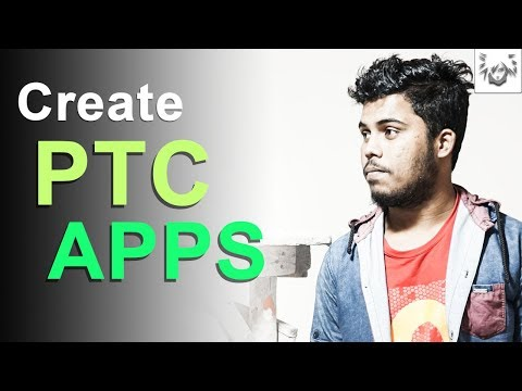 ptc android apps bangla tutorial | create ptc earning apps