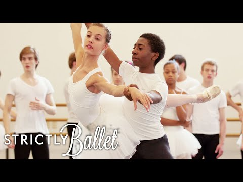 Preparing for Audition Season | Strictly Ballet: Episode 6