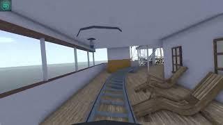 Coaster on the Titanic (No Limits 2 fantasy coaster)