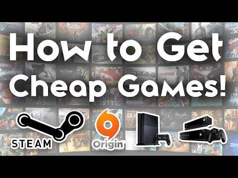 How To: Get Cheap Game Codes & Keys for Steam, Origin and Consoles [Tutorial]