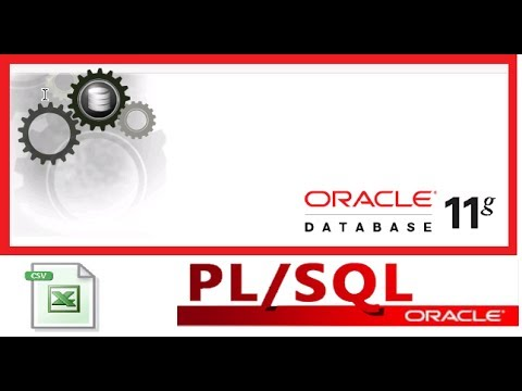 How to Export Data To CSV from Oracle Database using PLSQL script.