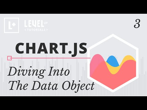 ChartJS Tutorials #3 - Diving Into The Data Object