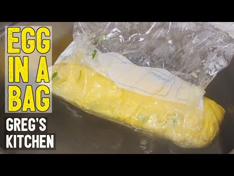 OMELETTE IN A BAG - Greg's Kitchen