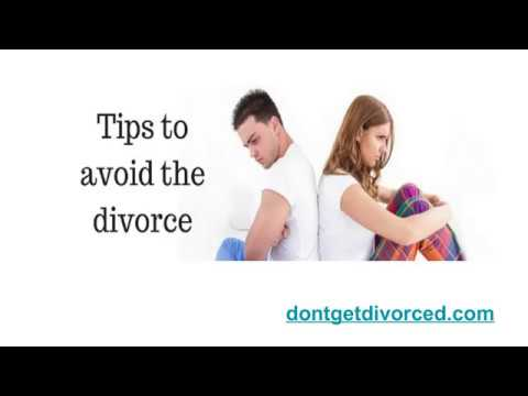 Tips to avoid the divorce | dontgetdivorced