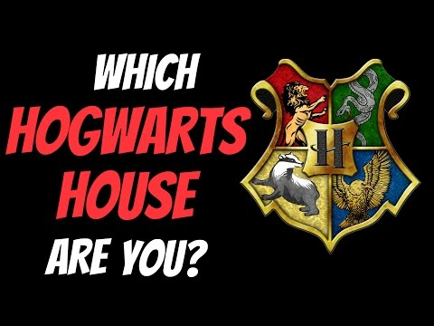 Which Hogwarts House are You In? - Personality Test