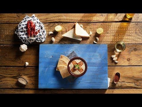 Quick Bread Hummus - How to make Quick Bread Hummus