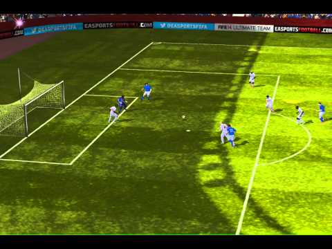 Epic Goalkeeper Blunder on Semi-Pro FIFA 14!