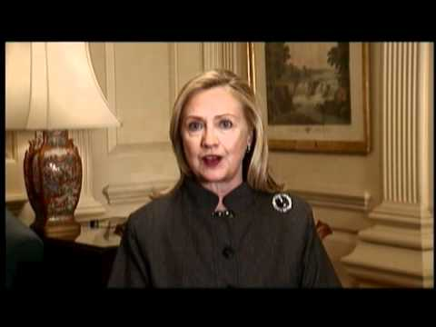 Secretary Clinton Delivers a Video Message on Passport Day