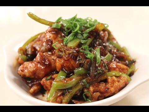 Chicken in Hoisin Sauce   Sanjeev Kapoor Khazana