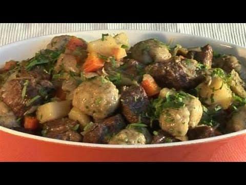 How To Cook Irish Stew And Dumplings