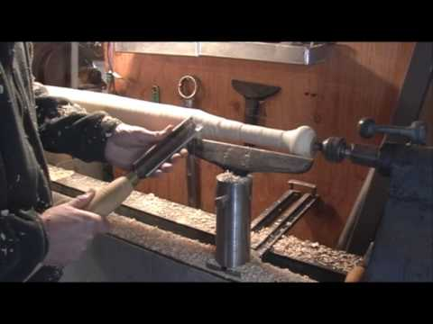 Woodturning How To Make A Baseball Bat
