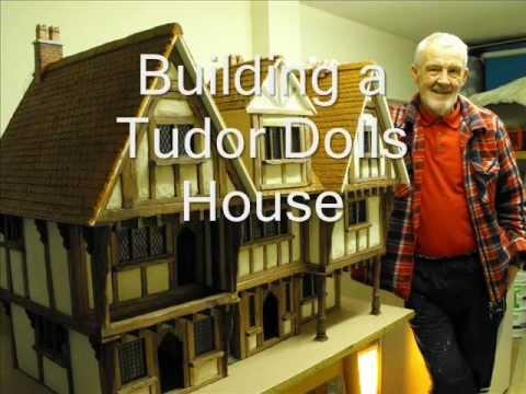 Building a Tudor Dolls House