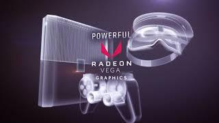 AMD Ryzen™ desktop processors with Radeon™ Vega Graphics