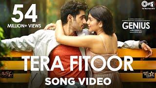 Tera Fitoor Song Video Genius , Utkarsh Sharma, Ishita Chauhan , Arijit Singh ,Himesh Reshammiya