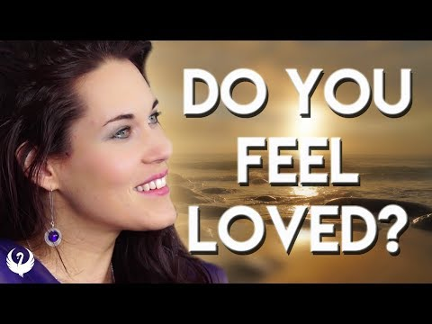 Why You Can't Feel Loved For Who You Are - Teal Swan -