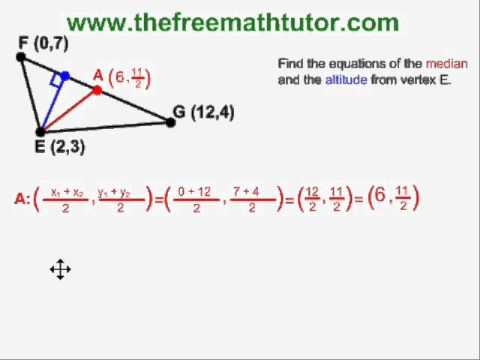 Multiple-Step Straight Lines Problems - Example 2