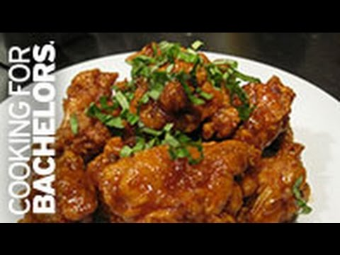 Hot Wings by Cooking for Bachelors® TV