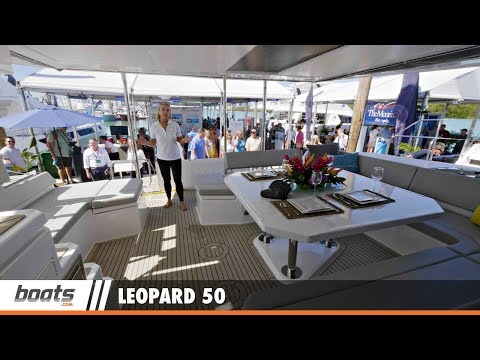 Leopard 50: First Look Video