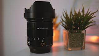 THE BEST MFT LENS? LEICA 12-60mm f/2.8-f/4 vs PANASONIC 12-35mm f/2.8 | Panasonic Lumix GH5