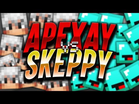 Apexay vs Skeppy (LOGS AFTER COMBO)