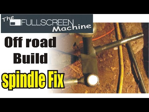 Off-Road Buggy Build ( Spindle fix )