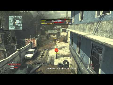 isacrack - MW3 Game Clip