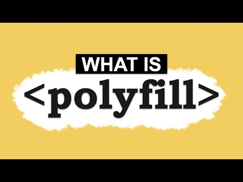 What is Polyfill (Web Development)